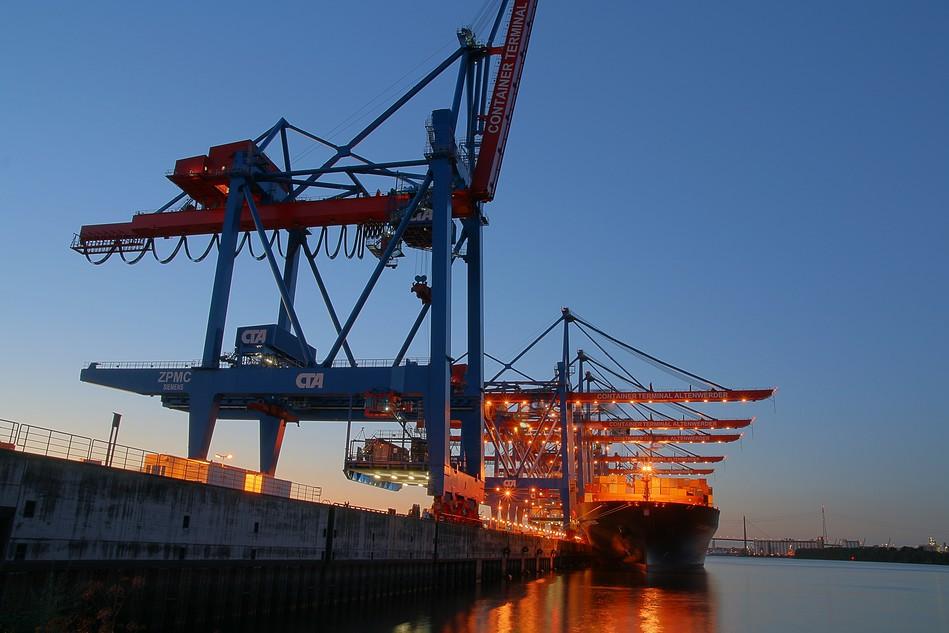 Container Terminal Altenwerder (1)