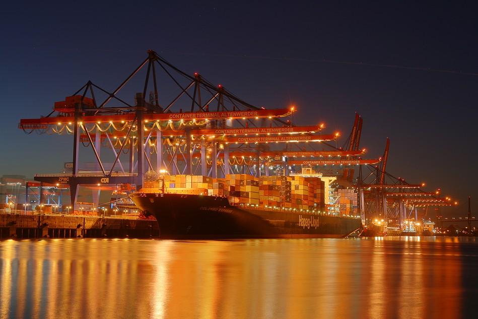 Container Terminal Altenwerder (2)