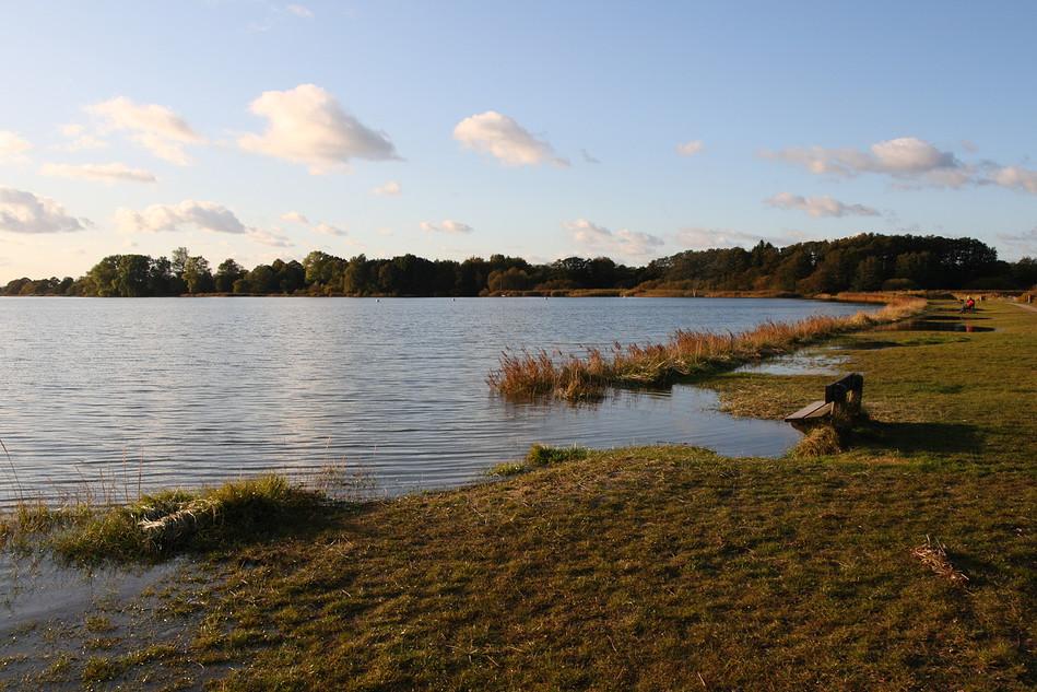 Herbsthochwasser an der Schlei