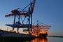 Vorschau von: Container Terminal Altenwerder (1)