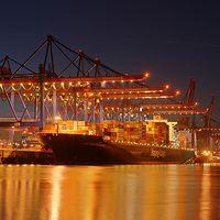 Ausschnitt von: Container Terminal Altenwerder (2)