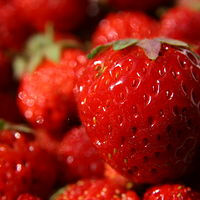 Ausschnitt von: Erdbeeren