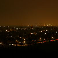 Ausschnitt von: Nachtaufnahme von Poppenbüttel