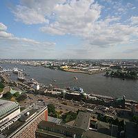 Ausschnitt von: Die Elbe