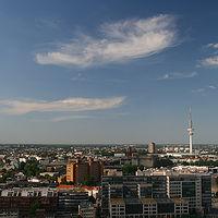 Ausschnitt von: Hamburg-Sankt Pauli