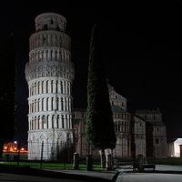 Ausschnitt von: Schiefer Turm von Pisa