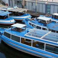 Ausschnitt von: Schiffe im Hafen