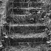 Ausschnitt von: Die Treppe