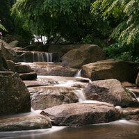 Ausschnitt von: Wasserfall